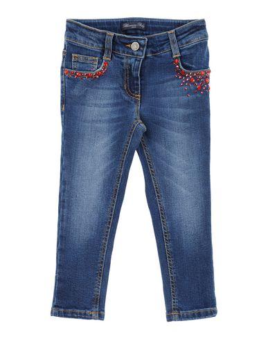 Джинсовые брюки MISS BLUMARINE JEANS 42512982IT