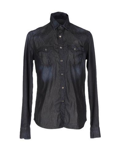 Джинсовая рубашка GAS 42513338LP