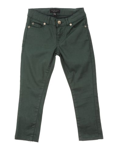 Джинсовые брюки TWIN-SET SIMONA BARBIERI 42513783BO