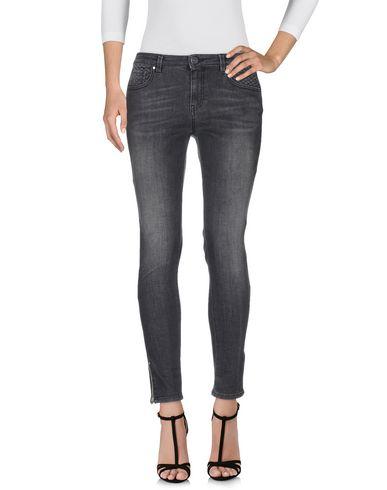 Джинсовые брюки PINKO TAG 42513834AL