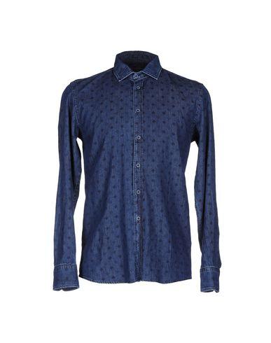 Джинсовая рубашка PRIMO EMPORIO 42514476NK