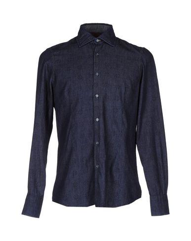 Джинсовая рубашка PRIMO EMPORIO 42514501PB