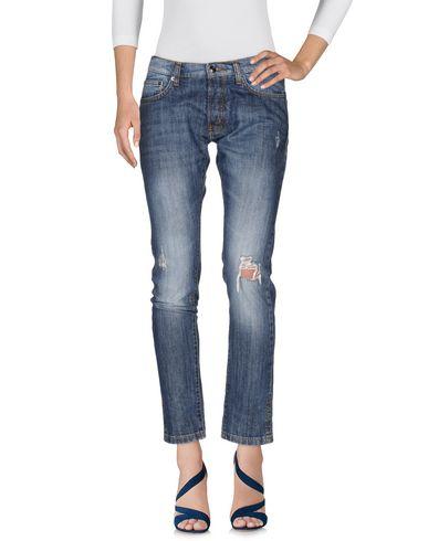 Джинсовые брюки PAOLO PECORA 42514702PR