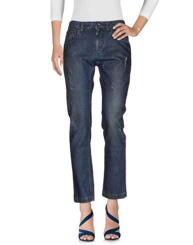 Джинсовые брюки DOLCE & GABBANA 42515251TM
