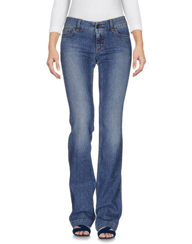 Джинсовые брюки DOLCE & GABBANA 42515255QW