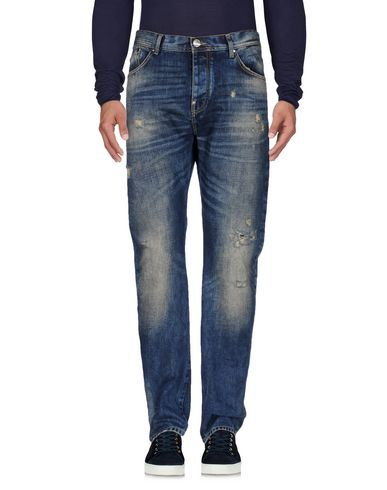 Джинсовые брюки FRANKIE MORELLO 42515267SO