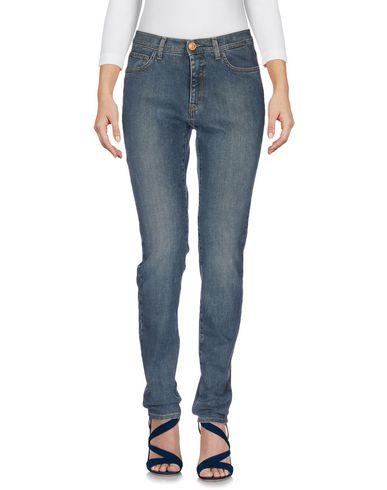 Джинсовые брюки TRUSSARDI JEANS 42515433MH