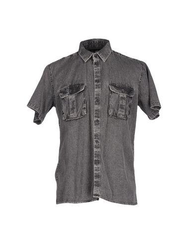 Джинсовая рубашка CHEAP MONDAY 42516373BL