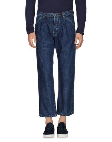 Джинсовые брюки PAOLO PECORA 42516398LA