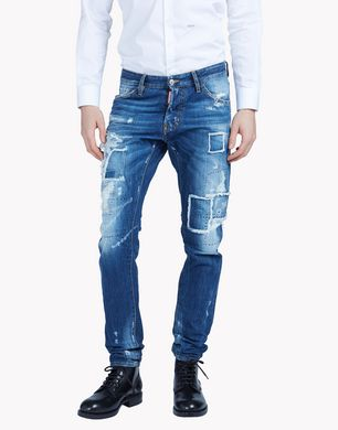 DSQUARED2 5 Pocket U S71LB0170S30309470 f