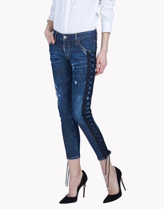 deana jeans denim Woman Dsquared2