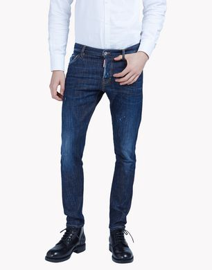 DSQUARED2 Short sleeve t-shirt U S71GD0324S22427900 f