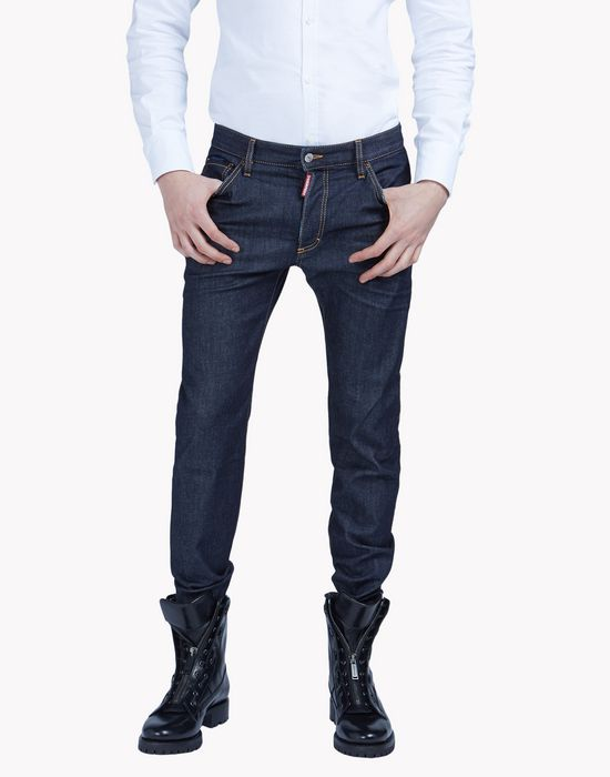 twiggy boy jeans denim Man Dsquared2