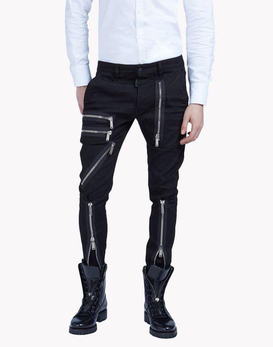 military jeans denim Man Dsquared2
