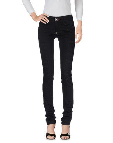 Foto PHILIPP PLEIN Pantaloni jeans donna