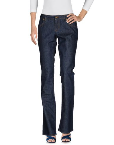 Джинсовые брюки-капри SIVIGLIA 42517314OS