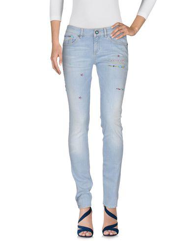 Джинсовые брюки от TURQUOISE