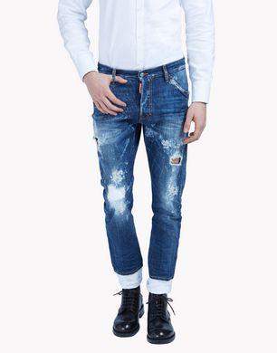 DSQUARED2 Long sleeve shirt U S71DL0920S44131100 f