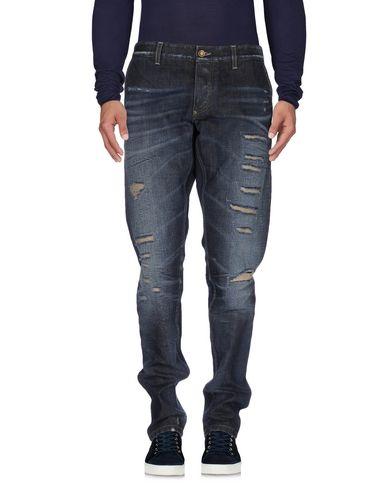 Джинсовые брюки DOLCE & GABBANA 42517629BO