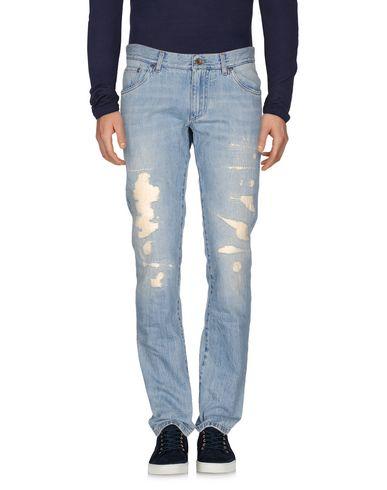 Джинсовые брюки DOLCE & GABBANA 42517647TE