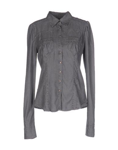 Джинсовая рубашка FORNARINA 42517675NV