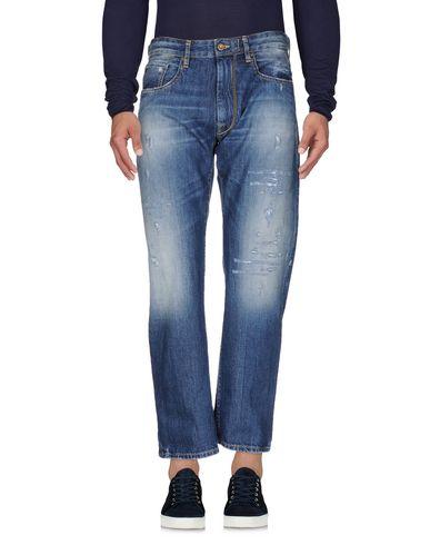 Джинсовые брюки UNIFORM 42517989FU
