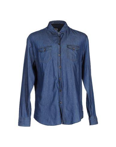 Джинсовая рубашка ARMANI COLLEZIONI 42518065KP
