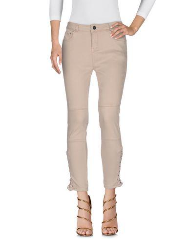 Джинсовые брюки HOTEL PARTICULIER 42518421HS