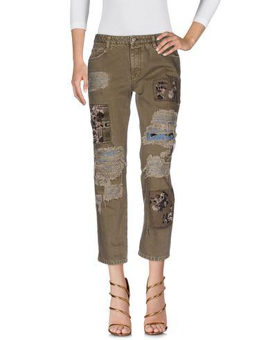 Джинсовые брюки ERMANNO SCERVINO 42518495WF