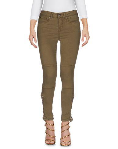 Джинсовые брюки HOTEL PARTICULIER 42518590OB