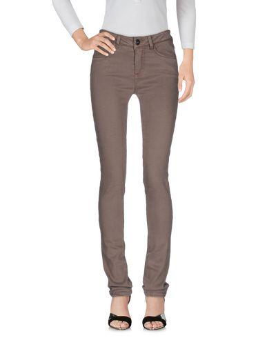 Джинсовые брюки HOTEL PARTICULIER 42518596OX