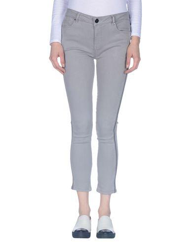 Джинсовые брюки HOTEL PARTICULIER 42518863FQ