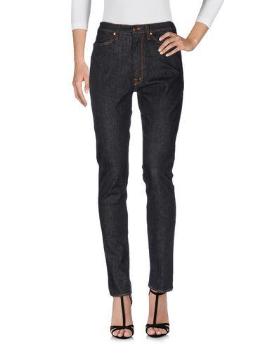 Джинсовые брюки (+) PEOPLE 42519078HS