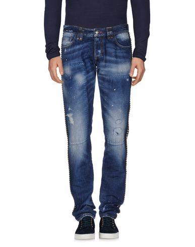 Джинсовые брюки PHILIPP PLEIN 42520120MO