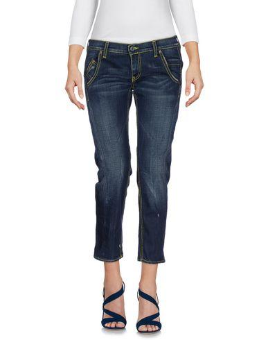 Джинсовые брюки-капри DONDUP STANDART 42520584OR