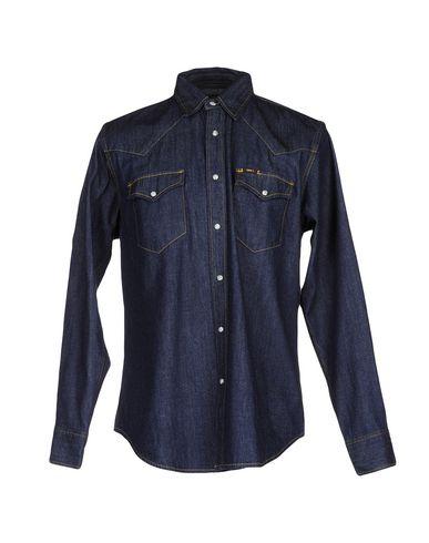 Джинсовая рубашка LEE 42520605JT