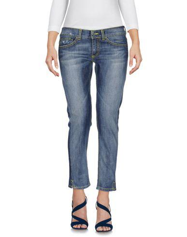 Джинсовые брюки-капри DONDUP STANDART 42520718CF