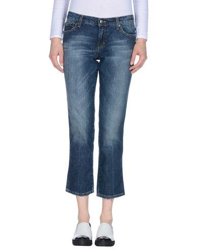 Джинсовые брюки BLUMARINE 42521020EF