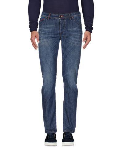 Джинсовые брюки RE-HASH 42521322JN