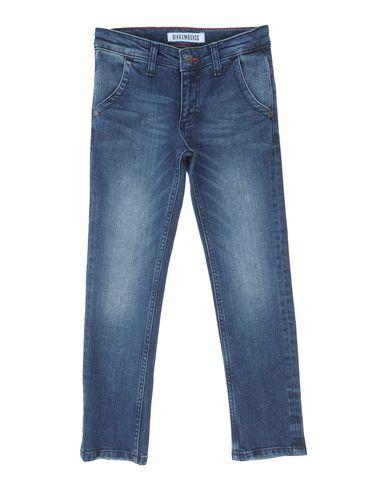 Джинсовые брюки BIKKEMBERGS 42521452PI