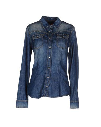 Джинсовая рубашка MET 42521794WW