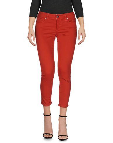 Джинсовые брюки-капри PAIGE 42524471MC