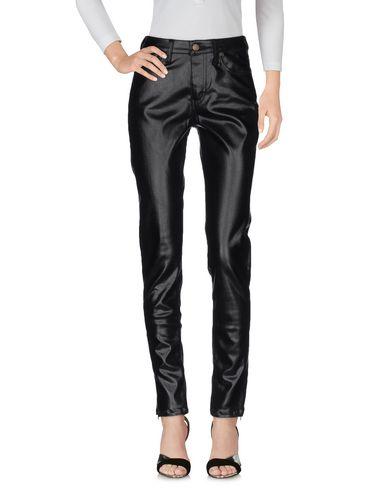 Джинсовые брюки SAINT LAURENT 42525112ON