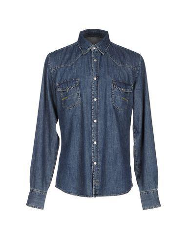 Foto MELTIN POT Camicia jeans uomo Camicie jeans