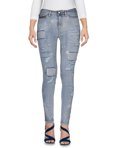 Джинсовые брюки LOVE MOSCHINO 42525164LO