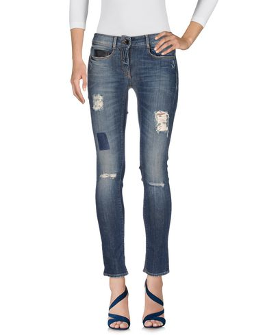 Джинсовые брюки RELISH 42525228PU