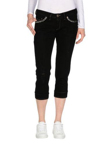 Джинсовые брюки-капри ROSSODISERA 42525793PQ
