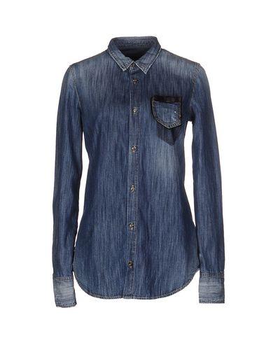 Джинсовая рубашка DSQUARED2 42525796HR