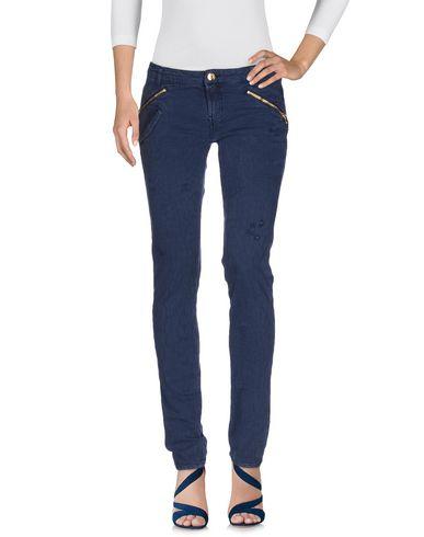 Джинсовые брюки PIERRE BALMAIN 42526003TB