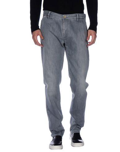 Джинсовые брюки RE-HASH 42526198IC